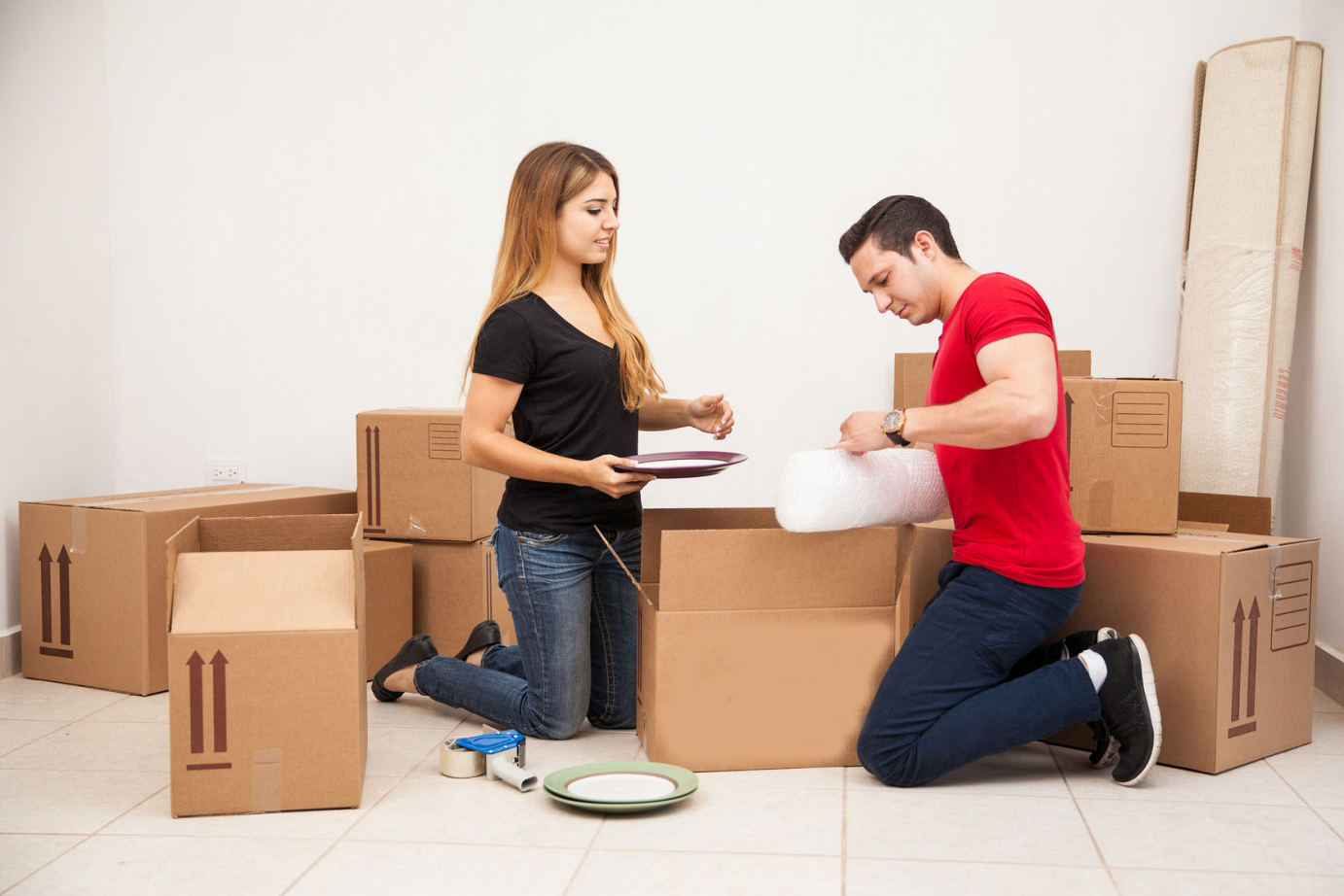 House Relocation | Local Moving Company | Furniture Delivery Truck