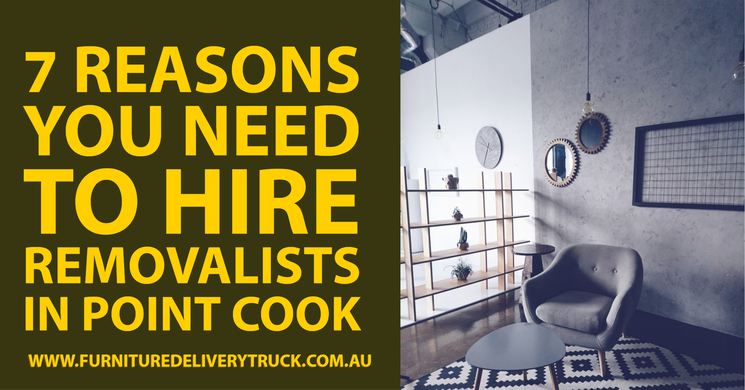 7 Reasons You Need to Hire Removalists in Point Cook